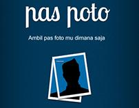 Pas Photo (Concept)