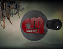 Mátine CM | CMTV | Motion Graphics