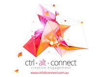 Ctrl Alt Connect Corporate Package Design