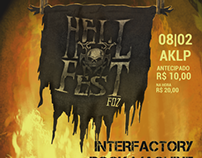 HellFest Foz - January 2014