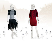 Mimoods Knits - Memory of Spring