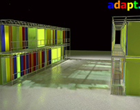 Adapt Emergency housing (Concept)