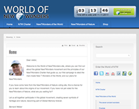 New7Wonders Press Blog