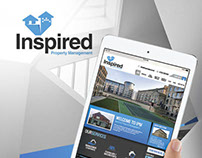 Inspired Property Management | Graphic Design & Web