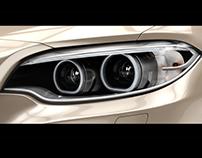 BMW 220D 2014