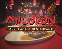 WEB SITE Milodon Parrilladas