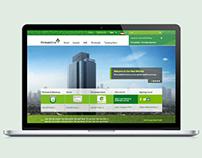 Permata Bank Responsive Design