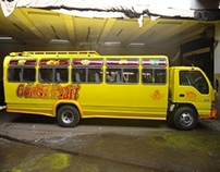 Paint Work For P.S.V,School Bus & Corporate Companies
