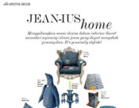 ELLE Indonesia Nov 2013 - Lifestyle Decor