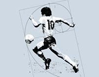 Maradona   La Divina Proporción