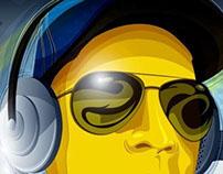 AVATAR DJ RAÚL AUSTRALIAN 2012