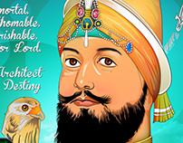 Sri Guru Gobind Singh Ji - Vik Kainth