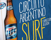 Circuito Argentino Surf • Expression Session