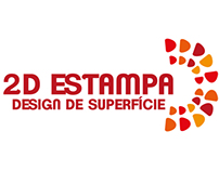 Identidade Visual 2D Estampa