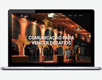 Site Institucional - Inah de Paula Comun. e Promoativa