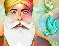 Guru Nanak Dev Ji - Vik Kainth