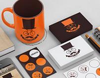 Cafe Velo Branding