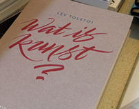 Wat is Kunst? Lev Tolstoi book cover