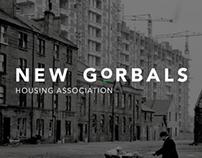 NEW GORBALS REBRAND