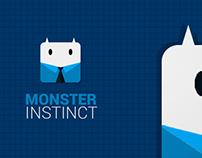 LOGO design | Monster Instinct