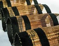 Metallic Weave