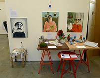 Rundgang 2014 / Akademie der Bildenden Künste Wien
