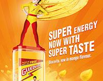 Mango poster for Glucovita