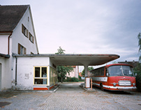 Former Gas Stations