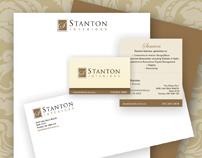 Stanton Interiors Brand Identity