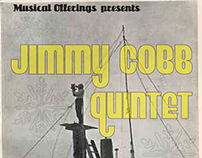 Music Poster | Jimmy Cobb Quintet