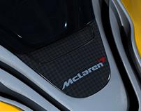 McLaren P1 CG