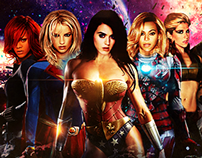 Legends - Movie Poster