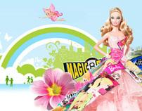 Shop.Mattel.com e-commerce Web Site Design