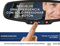 Campaña GM On Star