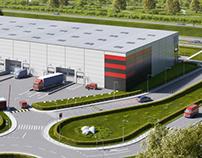 FP warehouse visuals