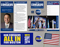 Rob Consalvo Mayoral Campaign