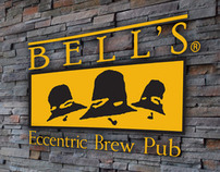 Bells Brewery Mock Up