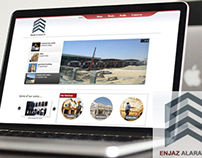 Enjaz Website Design & Development
