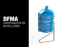 DFMA Dispensador de botellones