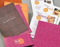 Redbook Magazine Collateral
