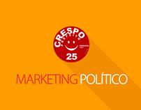 Marketing Politico - Direção de Criação e Arte