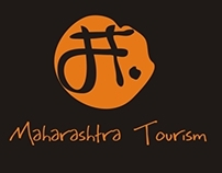 Maharashtra Tourism Logo