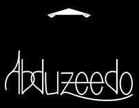 Lettering Studies - Abduzeedo
