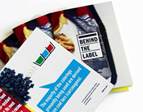 Behind the label / Branding
