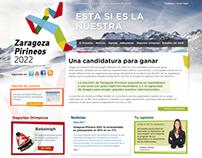 Candidatura Olímpica Pirineos 2022