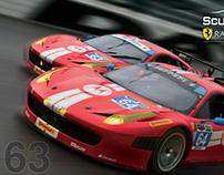 Scuderia Corsa Hero Card
