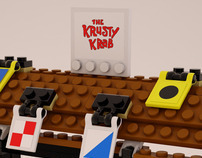 Lego Krusty Krab