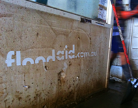 Floodaid Ambient Campaign