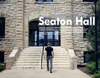 Seaton Hall video