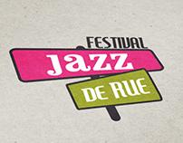 Branding | Jazz de Rue